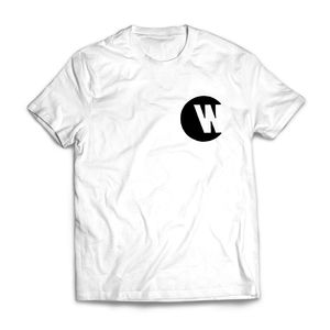 Wilkinson: White W T-Shirt
