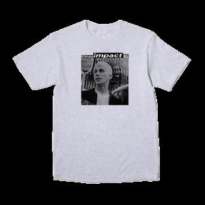 S.G. Lewis: Sam Impact Heather Grey T-Shirt