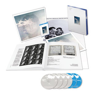 John Lennon: Imagine The Ultimate Collection Super Deluxe Box, Blu-Ray & Book Bundle