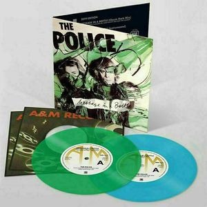 The Police: Message In A Bottle: Limited Edition Green and Blue Vinyl [RSD 2019]