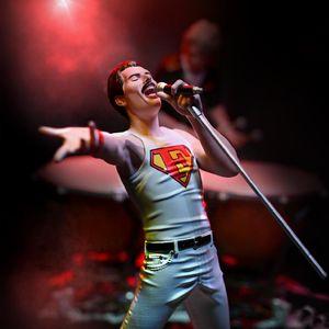 Queen: Freddie Mercury Rock Iconz Statue