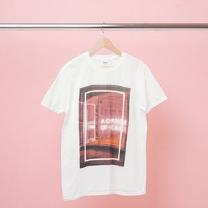The 1975: A Change Of Heart Neon T-Shirt