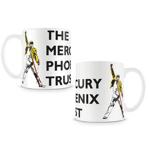 Freddie For A Day: Mercury Phoenix Mug