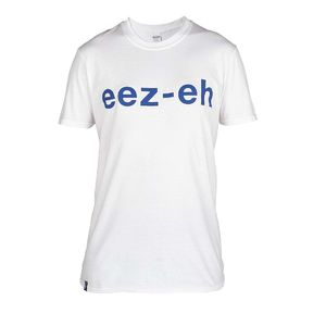 Kasabian: Eezeh T-Shirt White