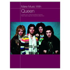 Queen: Make Music With Queen (Akkorde-/Liederbuch)