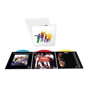 Abba: The Singles Coloured Vinyl Box