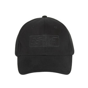 I Play Dirty: Behave Logo Black Cap