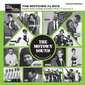 Motown: The Motown 7's Vinyl: Volume 3