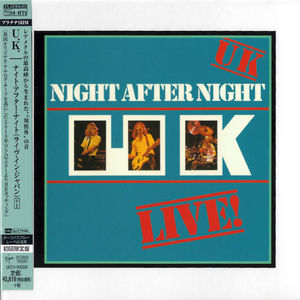 U.K.: Night Afer Night: Platinum SHM