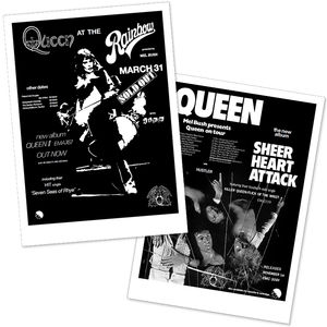 Queen: Queen: Live At The Rainbow '74 Druck