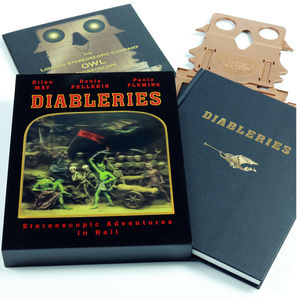 Brian May: Diableries – Stereoscopic Adventures in Hell (Stereobilder-Sammlung)