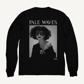 Pale Waves: Kiss Sweater - XXL
