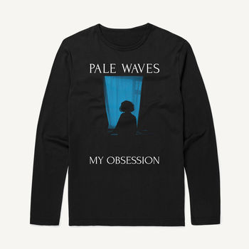 Pale Waves: My Obsession Oversized Longsleeve Shirt