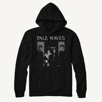 Pale Waves: 2018 Band Hoodie - S