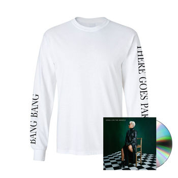 Emeli Sande: Bang Bang Lyric White Long Sleeve + CD