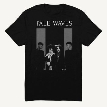 Pale Waves: 2018 Band Tee - S