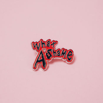 The 1975: What A Shame Enamel Pin