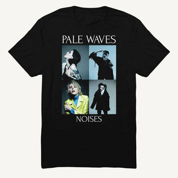 Pale Waves: Noises T-Shirt - M