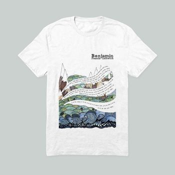 Benjamin Francis Leftwich: Tilikum T-Shirt