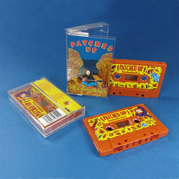 Beabadoobee: Patched Up Cassette