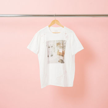 The 1975: Decanter Distressed T-Shirt