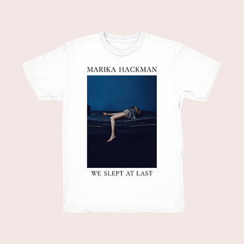 Marika Hackman: We Slept At Last T-Shirt