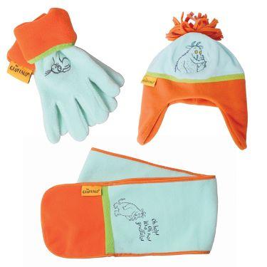 The Gruffalo: Gruffalo Hat, Glove and Scarf Set