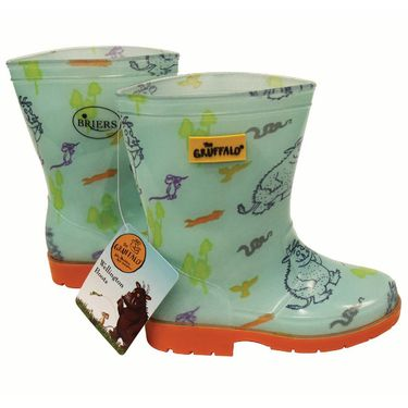 The Gruffalo: Gruffalo PVC Children's Boots - Size 5