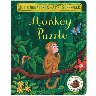 Julia Donaldson: Monkey Puzzle (Board Book Edition)