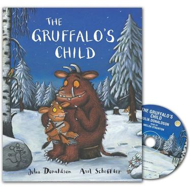 The Gruffalo: The Gruffalo's Child (Paperback and CD)