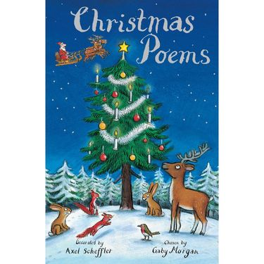 Axel Scheffler: Christmas Poems (Hardback)