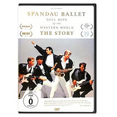 Spandau Ballet: SPANDAU BALLET THE FILM: SOUL BOYS OF THE WESTERN WORLD (GERMAN EDITION DVD)