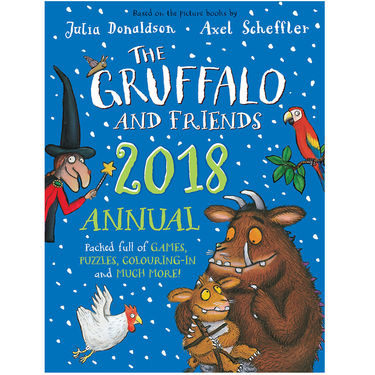 The Gruffalo: The Gruffalo and Friends Annual 2018