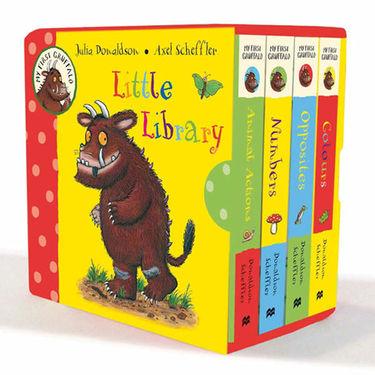 The Gruffalo: My First Gruffalo Little Library (Board Book Box Set)