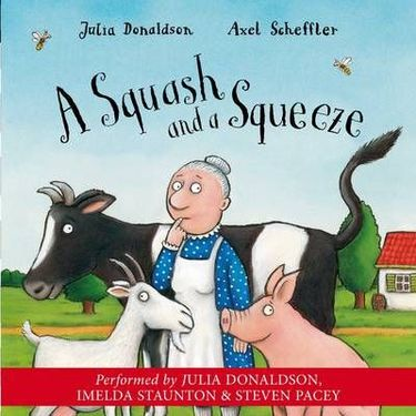 Donaldson and Scheffler: A Squash and a Squeeze (CD)