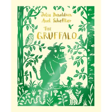 The Gruffalo: The Gruffalo Mini Gift Edition (Hardback)