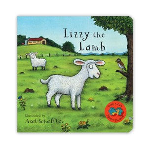 Axel Scheffler: Lizzy the Lamb Jigsaw Book (Hardback)