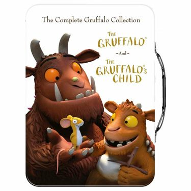 The Gruffalo: The Complete Gruffalo Collection Tin