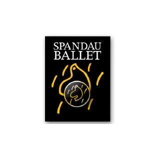 Spandau Ballet: Spandau Ballet Enamel Pin