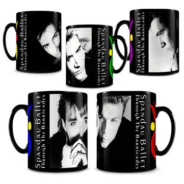 Spandau Ballet: Iconic Photo Mug Set