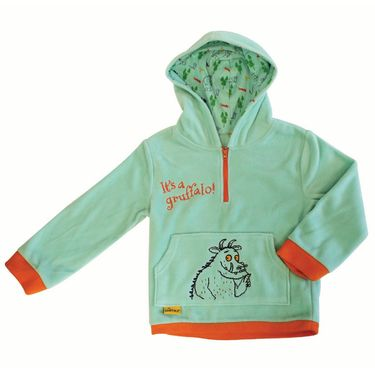 The Gruffalo: Gruffalo Casual Hooded Fleece - 3-4 Years