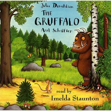 The Gruffalo: The Gruffalo (CD)