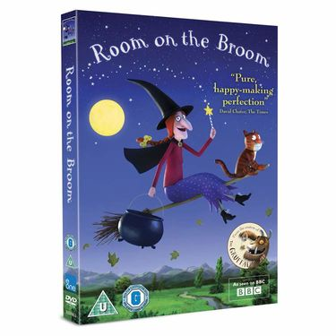 Room on the Broom: Room on the Broom DVD