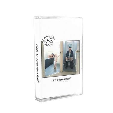 Slaves: ACTS OF FEAR AND LOVE CASSETTE