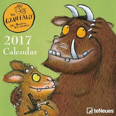The Gruffalo: 2017 Gruffalo's Child Calendar
