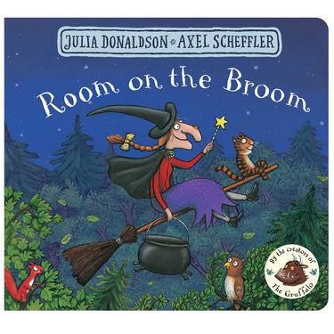 Julia Donaldson: Room on the Broom (Board Book Edition)