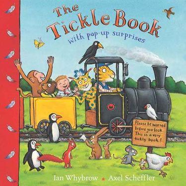 Axel Scheffler: The Tickle Book (Paperback)