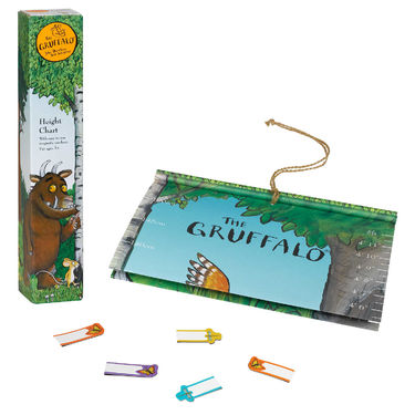 The Gruffalo: Gruffalo Height Chart