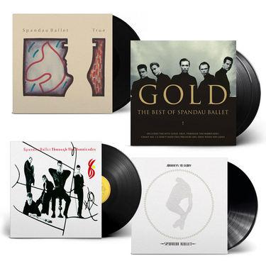 Spandau Ballet: Spandau Ballet Vinyl Bundle