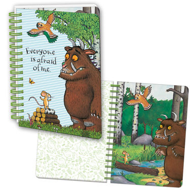 The Gruffalo: Gruffalo A5 Notebook